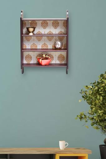 LIVING WORLD -  BrownHome Pvt Label Flat 15% Off - Main