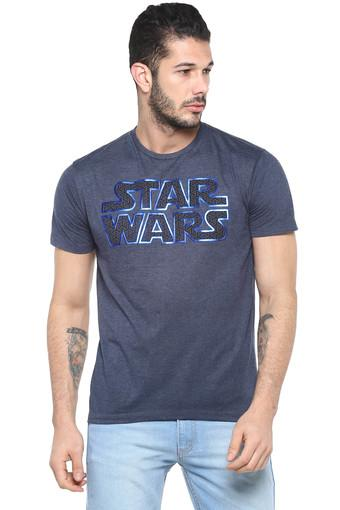 FREE AUTHORITY -  NavyT-shirts - Main