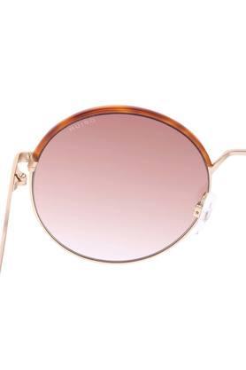 Womens Full Rim Round Sunglasses - OP-1725-C01