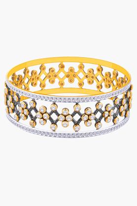 MALABAR GOLD AND DIAMONDSWomens 22 KT Gold Bangle - 201203405