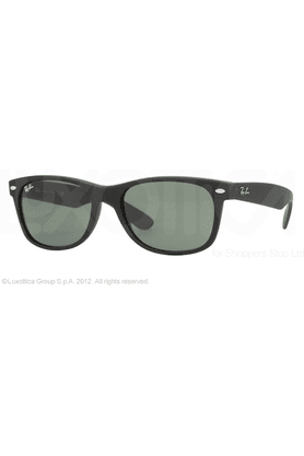 RAY BAN Unisex Sunglasses - Wayfarers Collection - 6866384