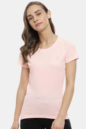 CAMPUS SUTRA -  PeachT-Shirts - Main