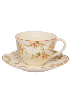 DEVON NORTH La Bonita Cup & Saucer