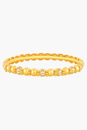 MALABAR GOLD AND DIAMONDSWomens 22 KT Gold Bangle - 201203616