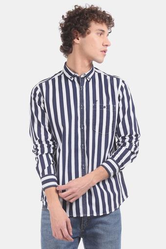 A601 -  NavyCasual Shirts - Main