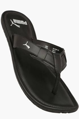 PUMA Mens Casual Slipon Slippers
