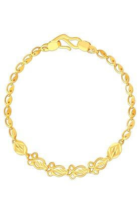 MALABAR GOLD AND DIAMONDS Womens Gold Bracelet SKYBR024