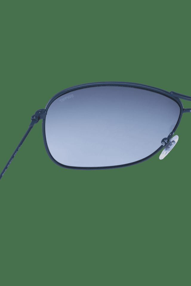 Mens Navigator Blue Gradient Sunglasses-1310254360