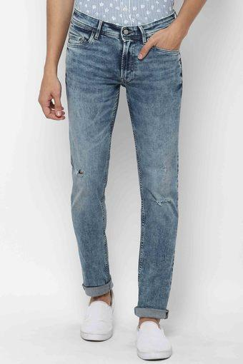 ALLEN SOLLY JEANS -  NavyJeans - Main