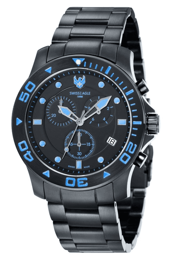Upto 50% Off On Swiss Eagle Watches