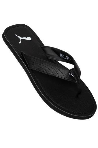 PUMA -  BlackSlippers & Flip Flops - Main