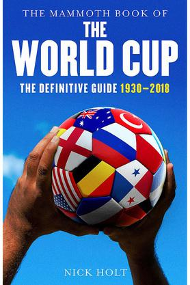 Mammoth Book Of The World Cup (Mammoth Books 279)