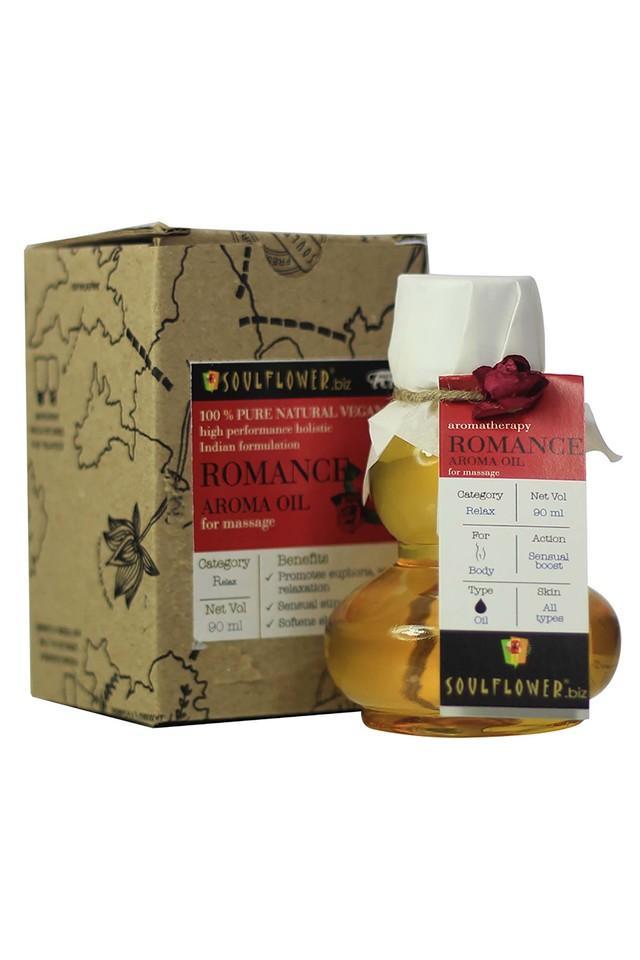 Romance Aroma Massage Oil - 90ml