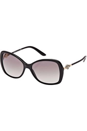 Womens Oversized UV Protected Sunglasses - VE4303-GB1