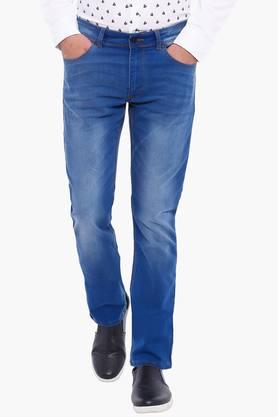 BLUE SAINT Mens Slim Fit Jeans