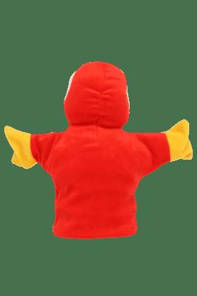 Unisex Parrot Hand Puppet