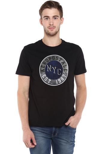 AEROPOSTALE -  BlackT-shirts - Main