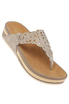 Womens Casual Wear Slip On Platforms