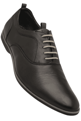 IWALK Mens Leather Lace Up Smart Formal Shoe