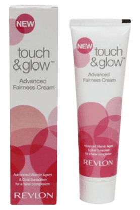REVLON Touch & Glow Advanced Fairness Cream (75g)