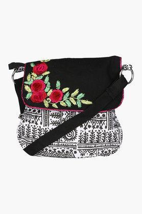 PICK POCKETWomens Snap Closure Sling Bag