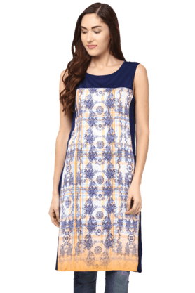 109F Womens Printed Kurta - 200991567