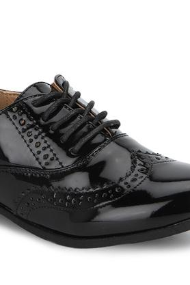 TRUFFLE COLLECTION - Black Casuals Shoes - 4