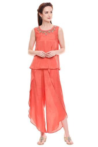 IMARA -  Burnt OrangeIMARA - Shop for Rs.4999 And Get Rs.500 Off - Main