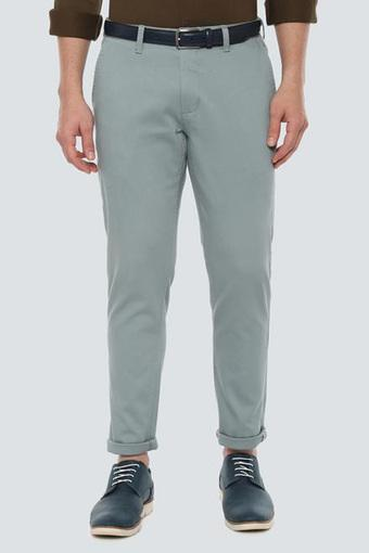 LOUIS PHILIPPE SPORTS -  TealCargos & Trousers - Main