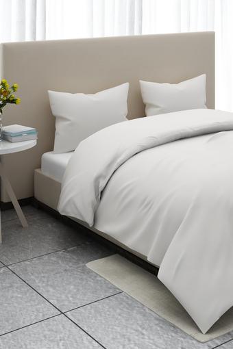 MASPAR -  WhiteDuvet Covers - Main