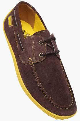 VENTURINI Mens Lace Up Casual Shoes