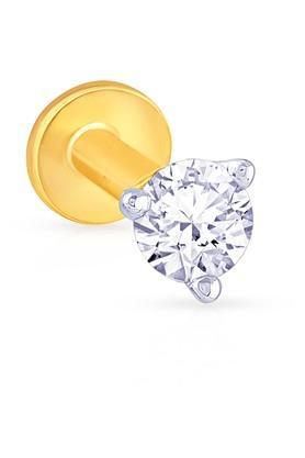 MALABAR GOLD AND DIAMONDSWomens Diamond Nosepin UINP00010