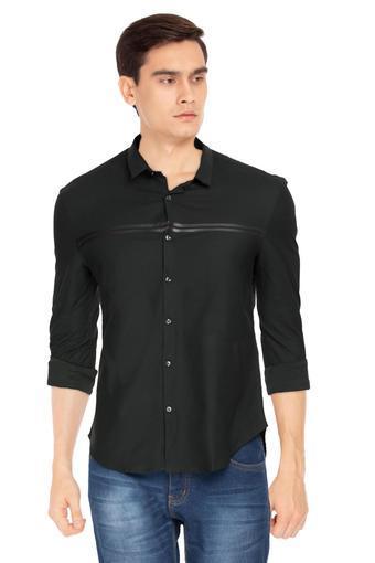 VETTORIO FRATINI -  NavyFormal Shirts - Main