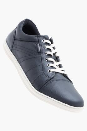RED TAPE Mens Leather Lace Up Casual Shoes