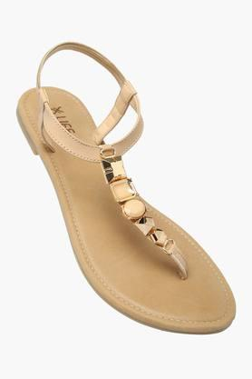 LIFEWomens Daily Wear Slipon Flat Sandal - 201701435
