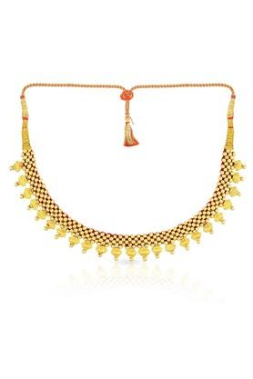 Womens Gold Necklace NNKTH017