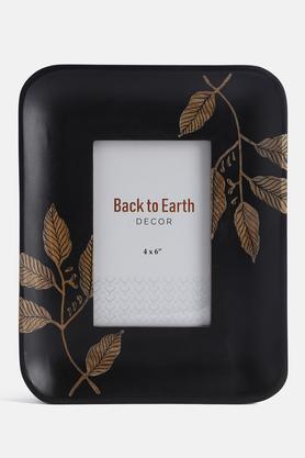 BACK TO EARTH - Black MixPhoto Frames - 3