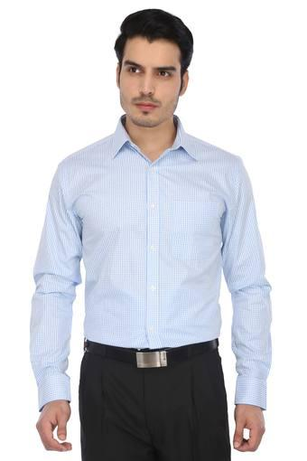 RAYMOND -  Light BlueShirts - Main