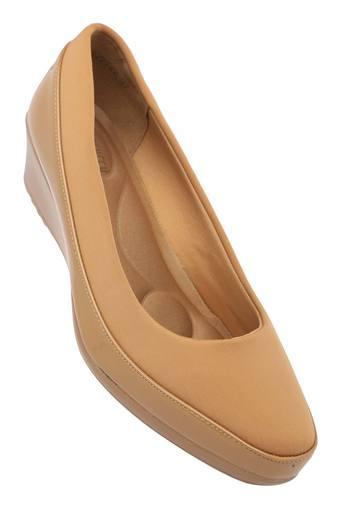 Womens Casual Wear Slip on Wedges
