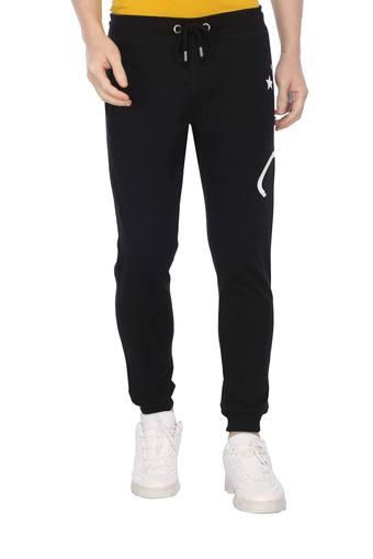 ED HARDY -  BlackCargos & Trousers - Main