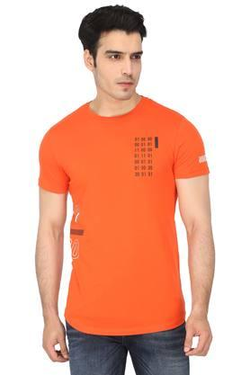 f5468064 X JACK AND JONES Mens Round Neck Printed T-Shirt. JACK AND JONES. Mens  Round Neck Printed T-Shirt .