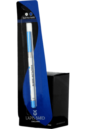 WILLIAM PENNLapis Bard Blue Ballpoint Refill - Medium