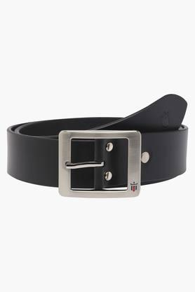LOUIS PHILIPPE Mens Leather Sports Formal Belt