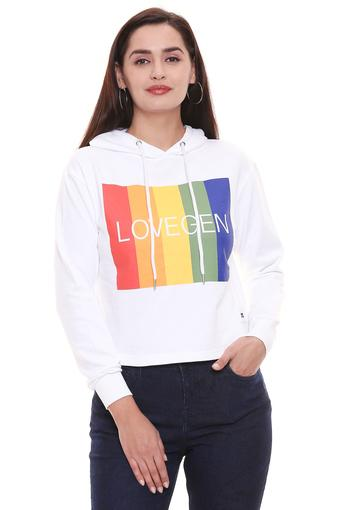 LOVEGEN -  White LOVE GENERATION- FLAT 30% OFF  - Main