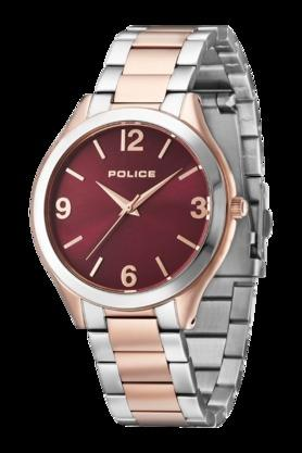 Womens Brown Dial Watch -PL14497JSRS10MJ