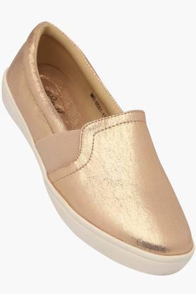 TRESMODEWomens Party Wear Slipon Ballerina Shoe - 201467838