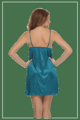 Short Nightie & Robe Set