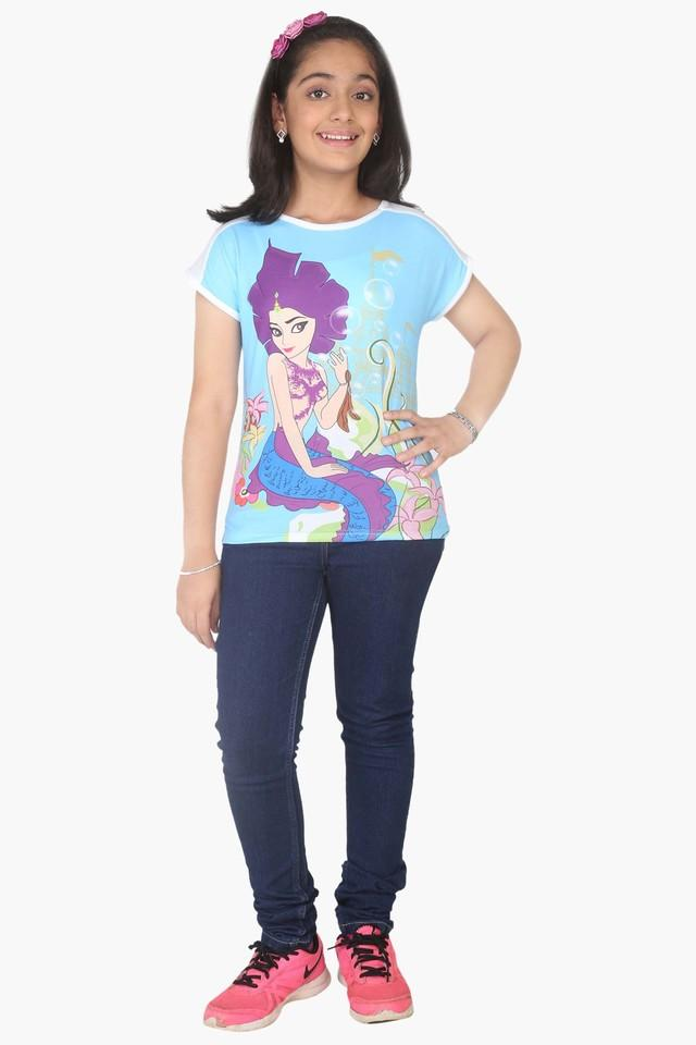 Girls Neera Printed T-shirt