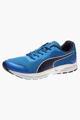 PUMA Mens Mesh Lace Up Running Shoes - 201583811
