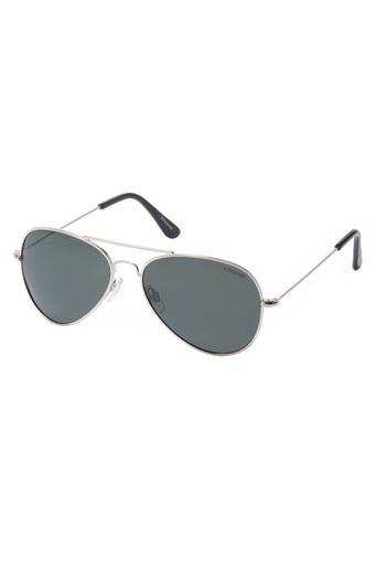 Mens Polarized Lens Aviator Sunglasses - PLD0421300UH8